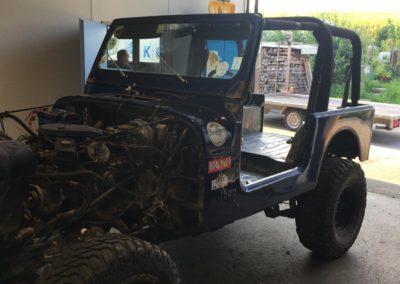 Alex 4x4 Garage